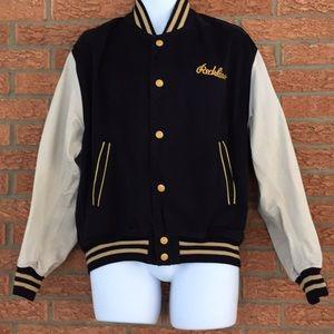 Genuine Redskins Vintage Varsity Jacket